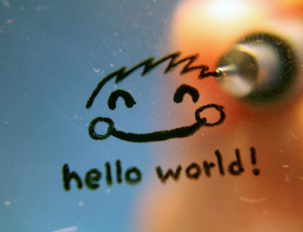 hello world post!
